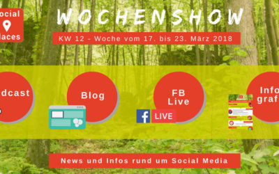 News von Facebook, Instagram und Prognosen fürs Influencer-Marketing