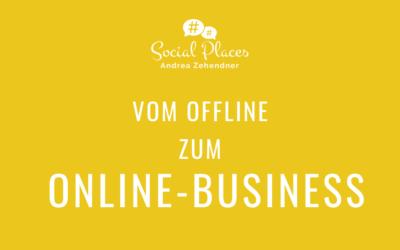Vom Offline ins Online-Business